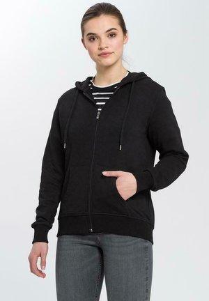 Bluza z kapturem - czarny
