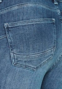 ONLY Petite - ONLPOWER MID PUSH UP DESTROY - Jeans Skinny Fit - medium blue denim - 5