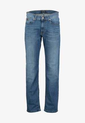 Bootcut jeans - blue used buffies