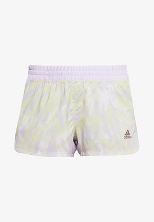 Sports shorts - purple