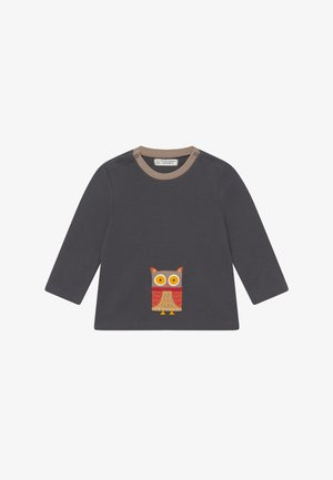 ELAN BABY UNISEX - Long sleeved top - navy