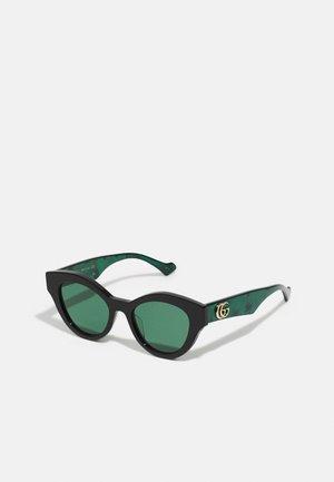 Solglasögon - black/green