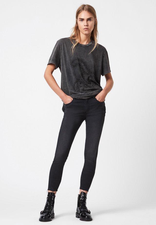 CELESTE SCORPION MIL - T-shirt print - black