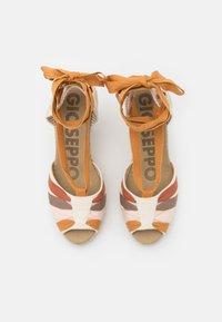 Gioseppo - High heeled sandals - beige - 5