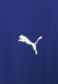 Puma - TRAIN FAV BLASTER TEE - T-shirts basic - elektro bue/eggnog - 2