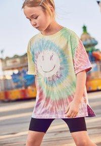 Next - Print T-shirt - multi-coloured - 0