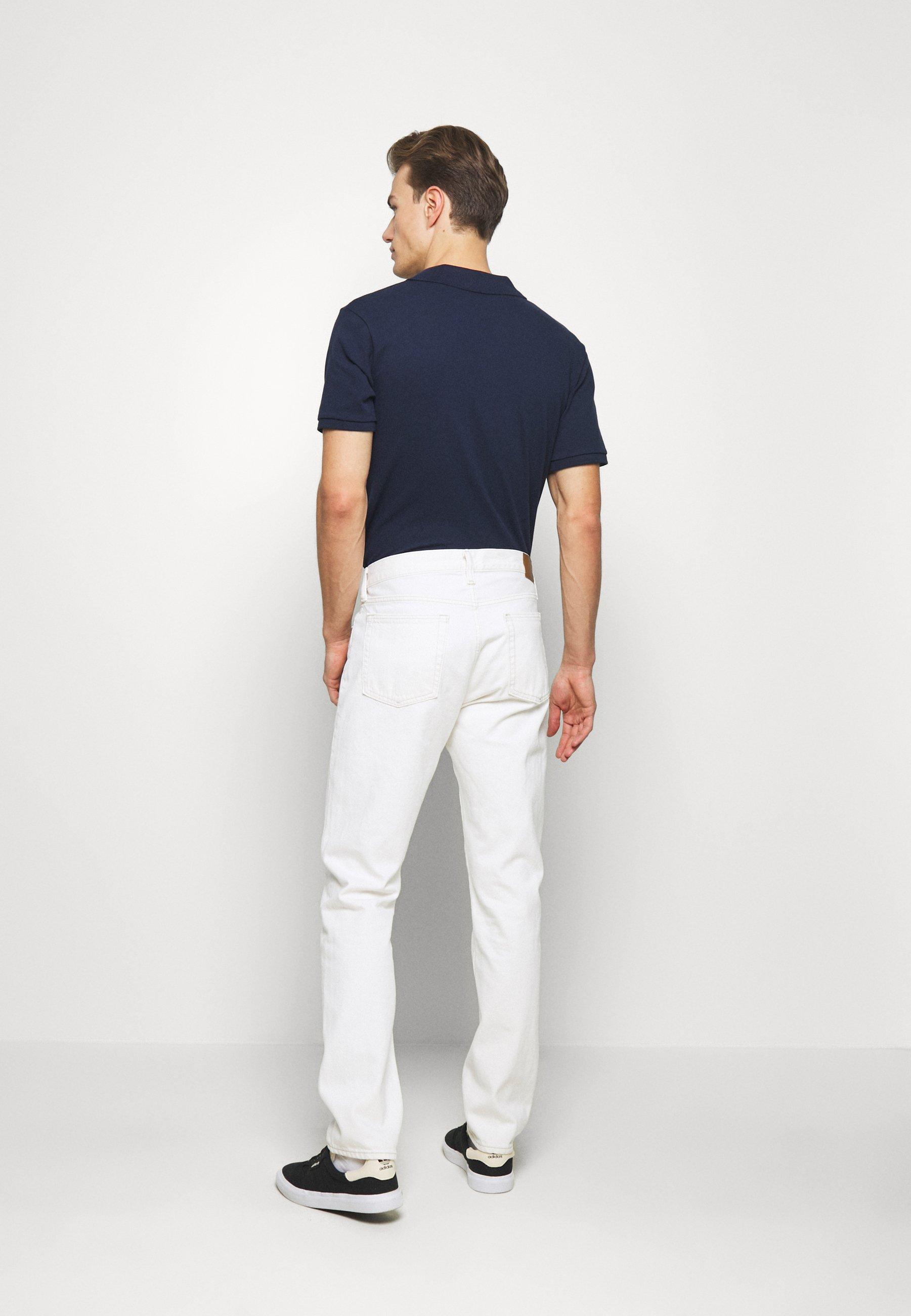 GAP SLIM NATURAL - Jeans straight leg - natural