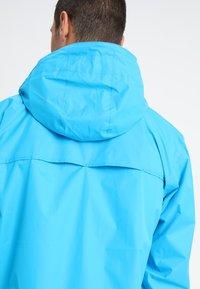 K-Way - LE VRAI CLAUDE UNISEX - Summer jacket - blue - 5