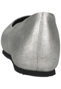 MAHONY - Ballet pumps - platino silver - 3