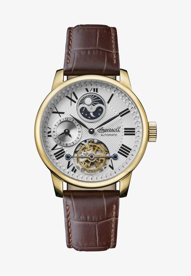 AUTOMATIKUHR THE RIFF - Horloge - gold