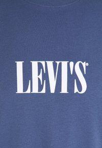 Levi's® - TEE - T-Shirt print - blue indigo - 2