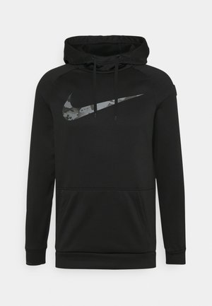 Sweatshirt - black/smoke grey