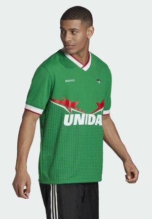 MAILLOT MEXICO - T-shirts print - green