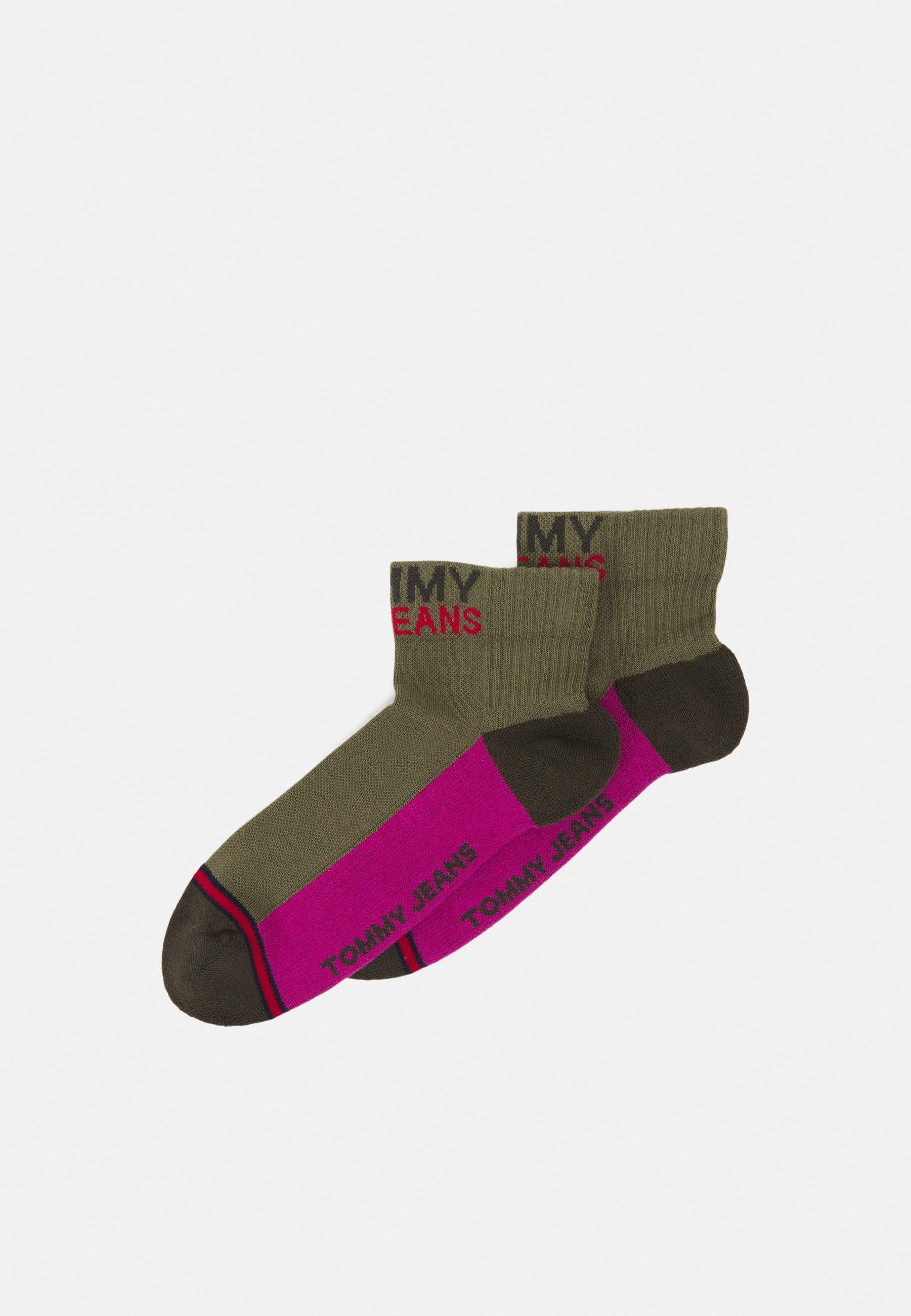Men QUARTER 2 PACK UNISEX - Socks