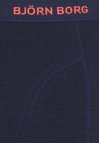 Björn Borg - SEASONAL SOLID SAMMY 3 PACK - Underkläder - ultramarine - 6