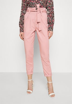TROUSER - Kalhoty - pink