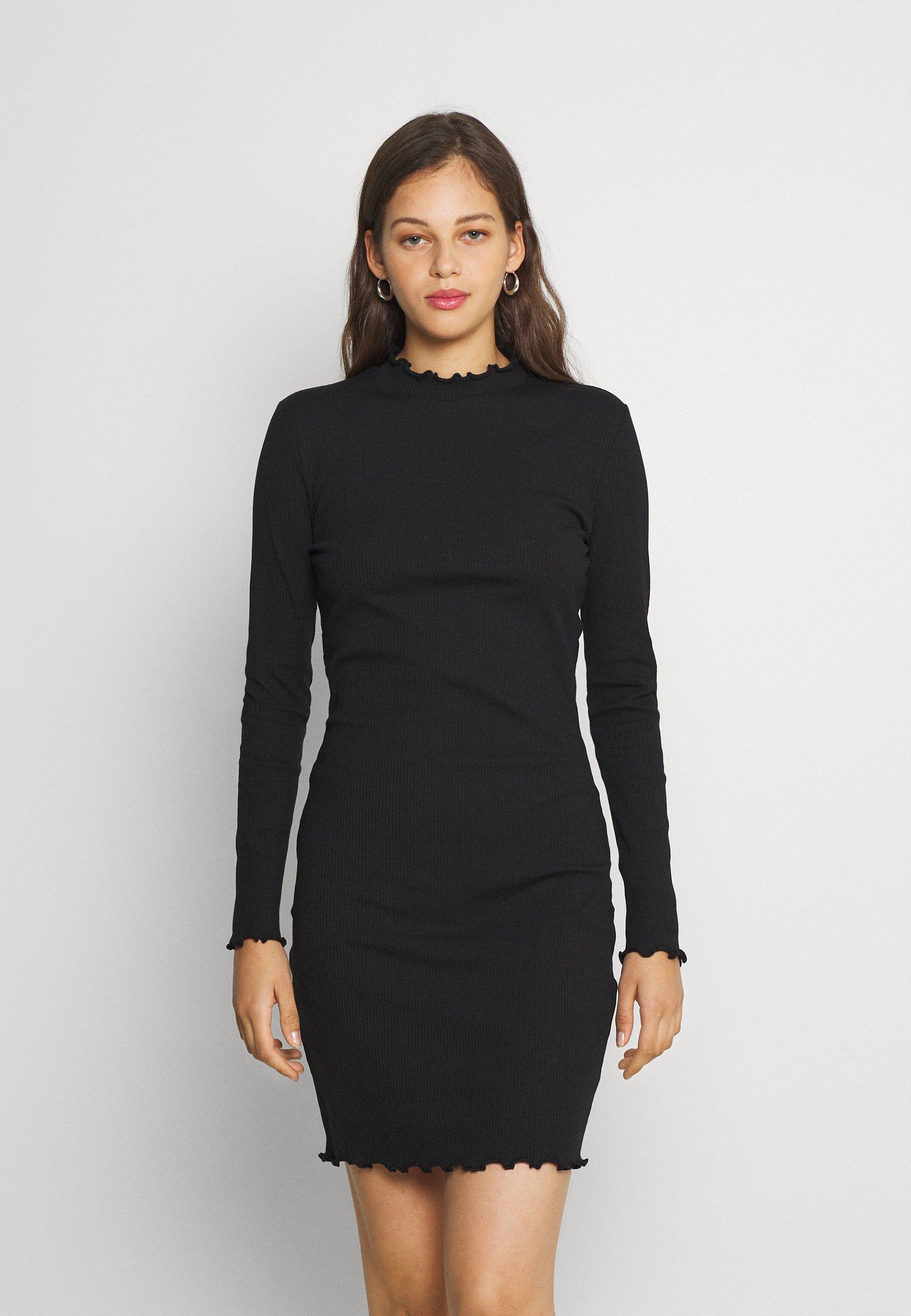Women VIJULLA HIGH NECK DRESS - Day dress