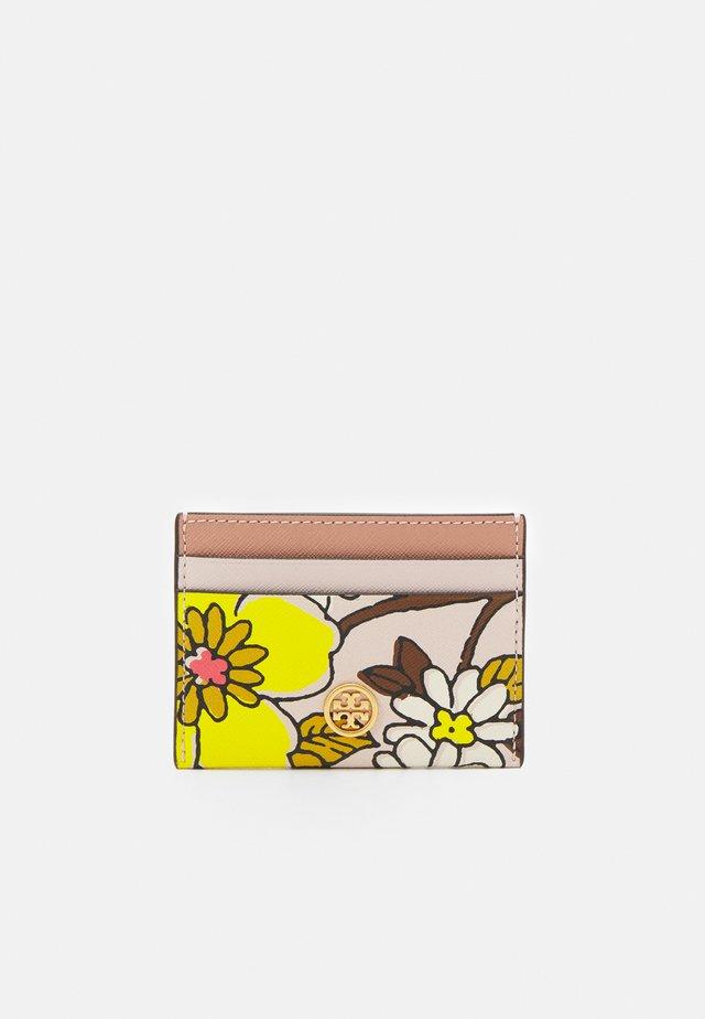 ROBINSON PRINTED CARD CASE - Peněženka - ballerina pink