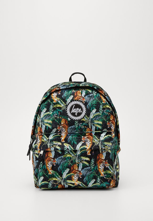 BACKPACK LEAFY TIGER - Ryggsekk - multi