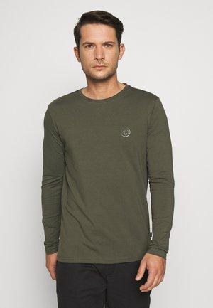 WILLAM - Maglietta a manica lunga - army