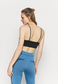Ellesse - CERELIA BRA - Light support sports bra - black - 2