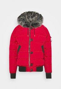 Glorious Gangsta - NAVIER - Zimní bunda - red - 3