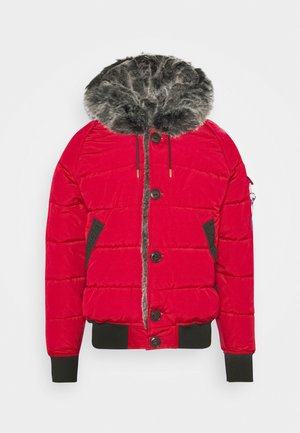 NAVIER - Winter jacket - red