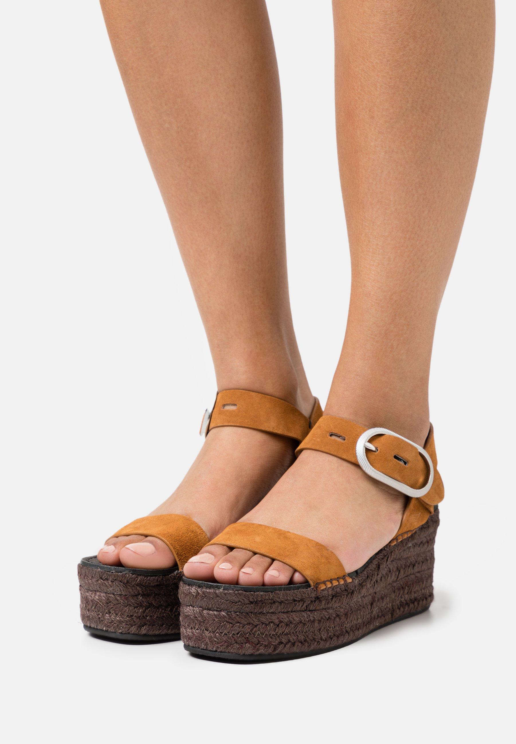 Women ANSLEY BUCKLE  - Platform sandals
