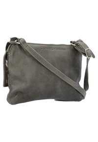 Cowboysbag - TIVERTON - Across body bag - grey - 1