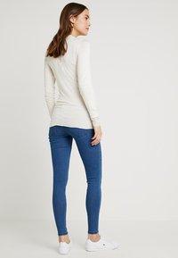 Zalando Essentials Maternity - Jeans Skinny Fit - blue denim - 2