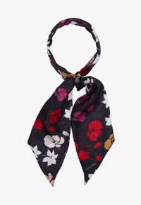 Codello - FLOWER PRINT - Šátek - black - 1