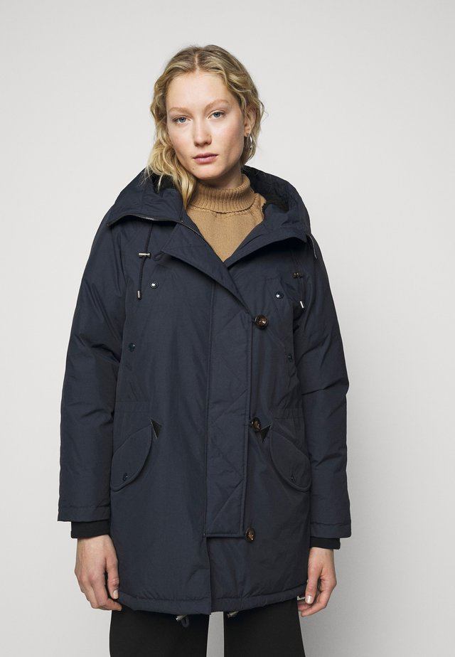 SCOUT - Down coat - deep navy