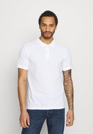 ROWAN BASIC - Polo shirt - bright white