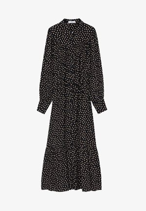 PEACH - Maxi dress - noir