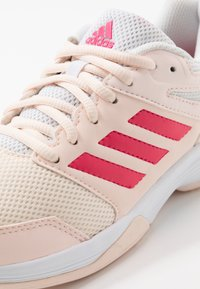 adidas Performance - SPEEDCOURT - Handballschuh - pink tint/footwear white/power pink - 5