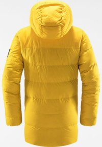 Haglöfs - NÄS DOWN JACKET  - Down jacket - pumpkin yellow - 6