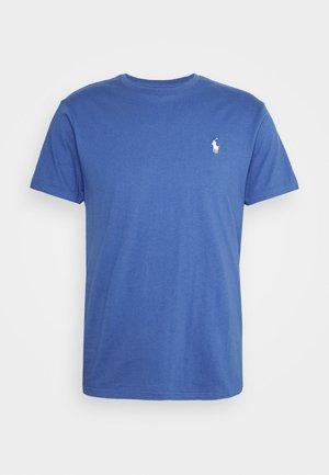 Jednoduché triko - bastille blue