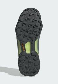 adidas Performance - TERREX SWIFT R3 HIKING TECHNICAL  - Hiking shoes - grey - 4