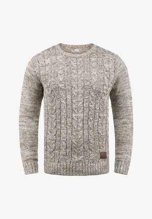 PHILEMON - Strickpullover - beige