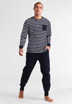 SET - Pyjama set - navy