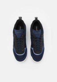 Cruyff - CONTRA - Joggesko - blue/black - 3
