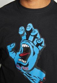 Santa Cruz - SANTA CRUZ  - Camiseta de manga larga - black - 8