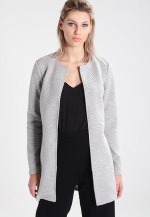 VINAJA NEW LONG JACKET - Summer jacket - light grey melange