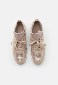 Marco Tozzi - LACE-UP - Trainers - dune - 5