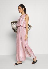 LASCANA - Day dress - weiß/rot - 1