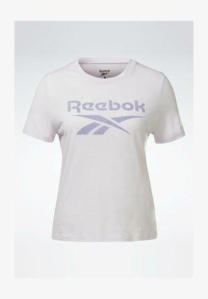 WORKOUT READY SPEEDWICK - T-shirt con stampa - purple