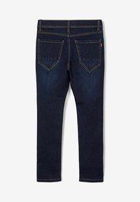 Name it - Slim fit jeans - dark blue denim - 1