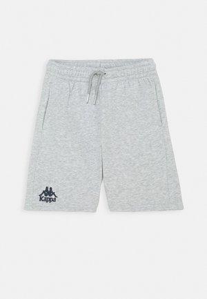 TOPEN KIDS - Pantalón corto de deporte - grey melange
