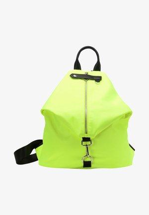 Rucksack - neon yellow