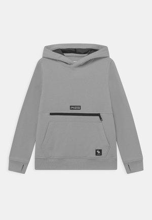 GAMING HOODIE - Sweater - grey